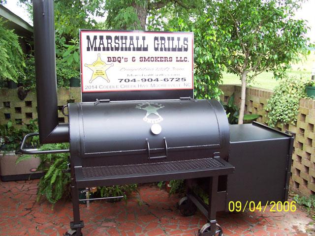 Marshall Grills BBQ's and Smokers - Mooresville, NC